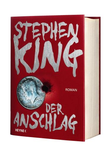 Coverbild zu Stephen King - Der Anschlag