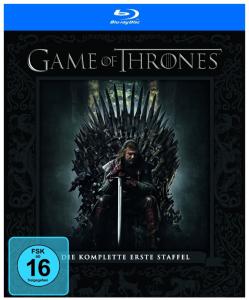 Game of Thrones - Die erste Staffel auf BluRay