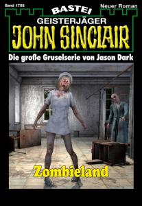 John Sinclair Band 1758 - Zombieland