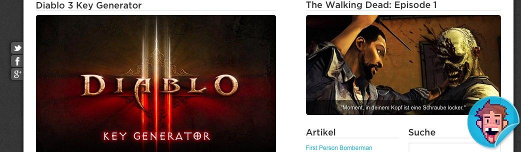 Diablo 3 Key Generator