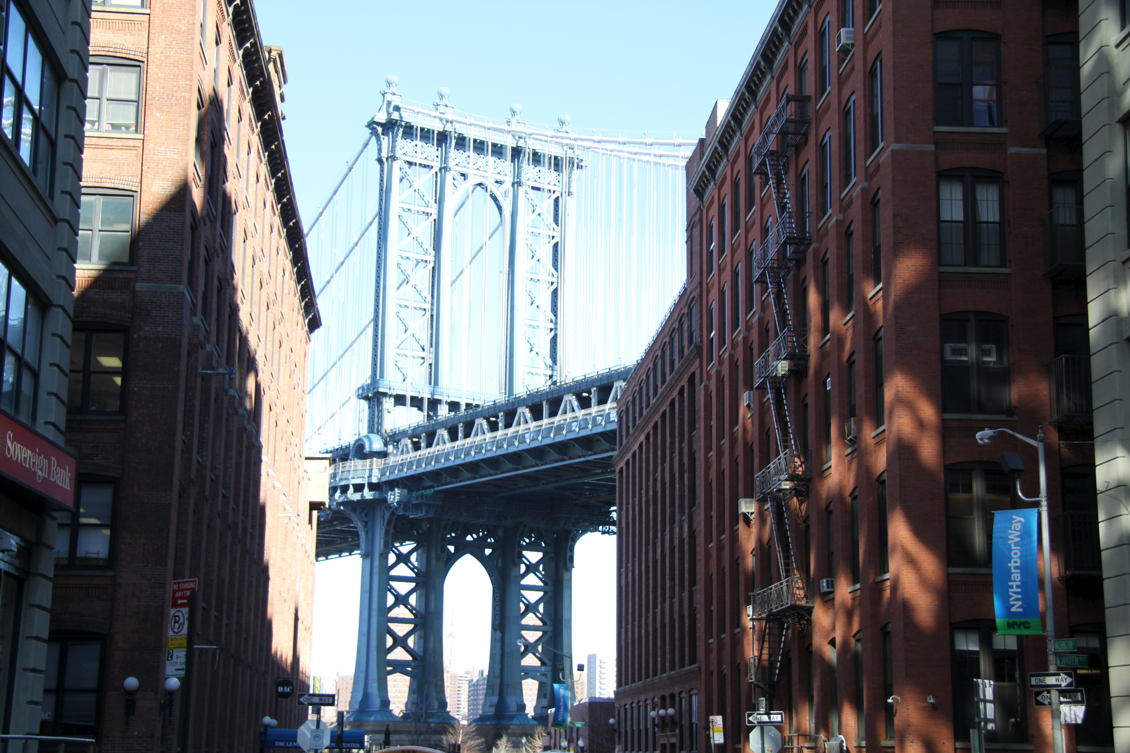Manhatten Bridge, 2009