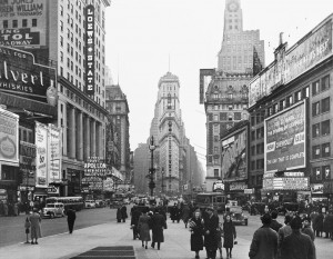 Times Square ca.1938