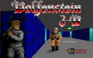 Wolfenstein 3d - Screen