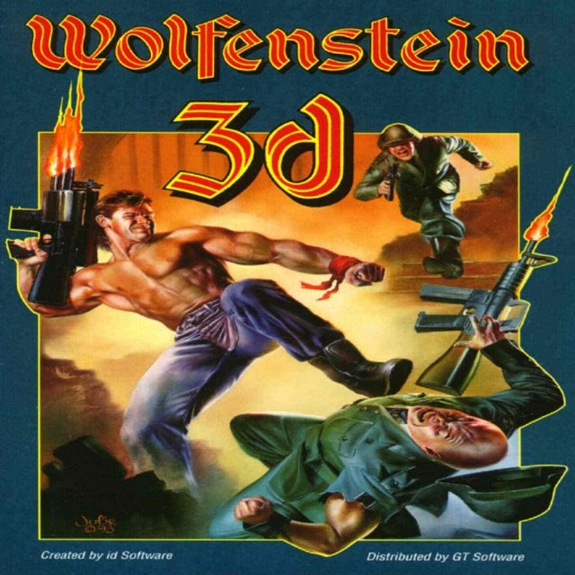 Wolfenstein3d Cover