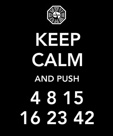 Keep calm and push...