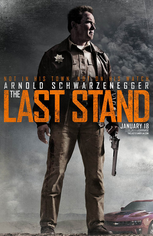 Filmplakat - The Last Stand