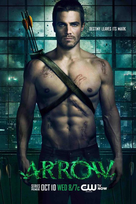 Arrow - Destiny leaves its mark