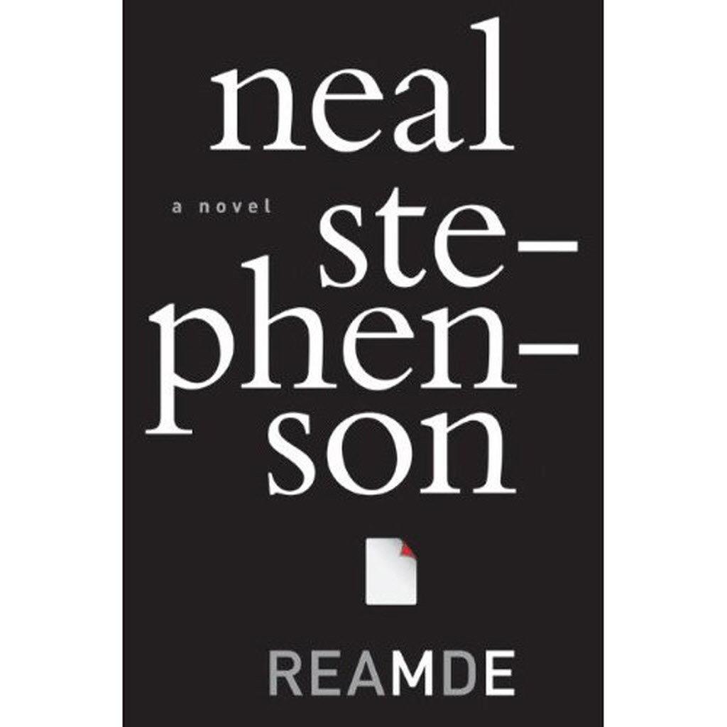Cover Neil Stephenson - Reamde