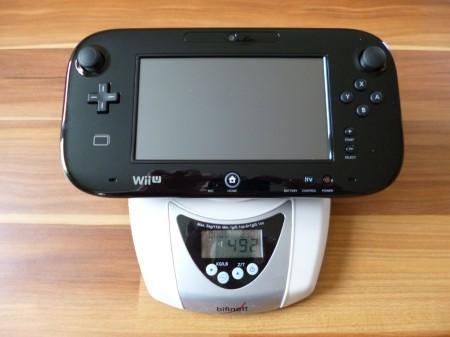 Gewicht Wii U Controller