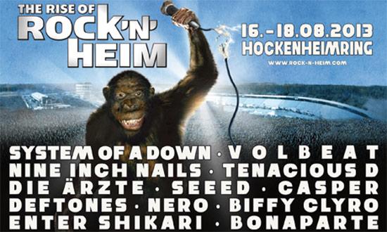 Rock'n'heim 2013