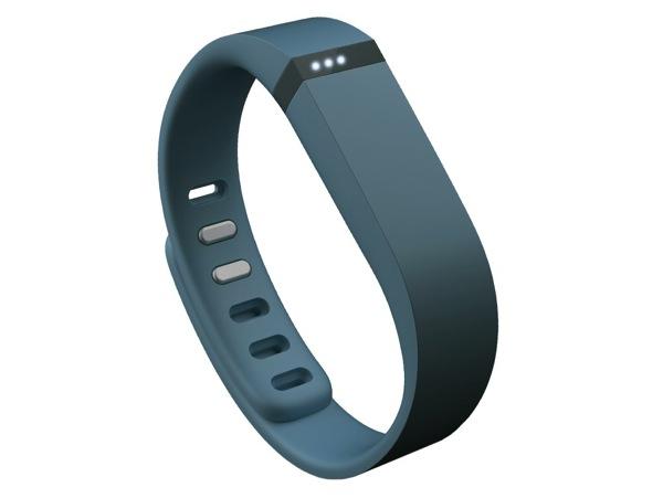 Fitbit flex armband mit fitness tracker schiefergrau z1