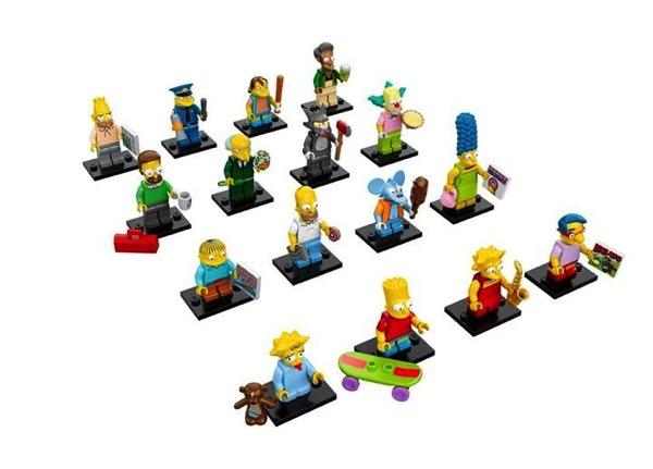 Lego Simpsons 01