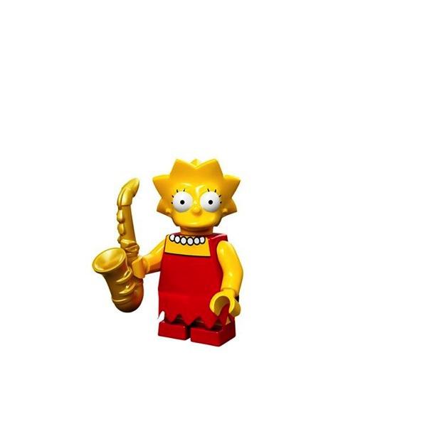 Lego Simpsons - Lisa
