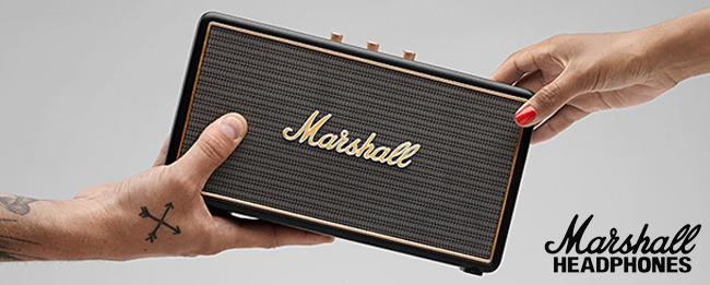 Marshall Stockwell - Bluetooth Lautsprecher