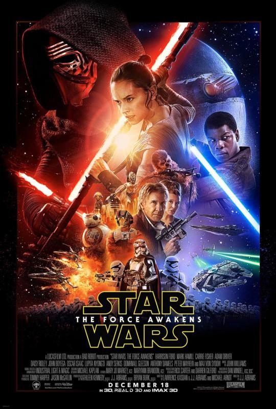 Star Wars - Die Macht erwacht Poster