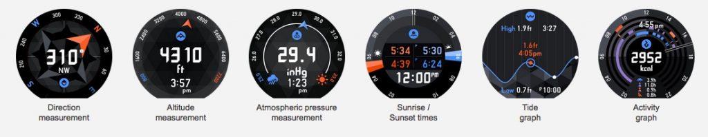 casio smartwatch funktionen