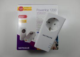 Im Test: Powerline Adapter PLP1200 von Netgear