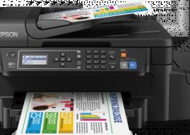 [Test] Epsons EcoTank ET-4550 – Tinte sparen um jeden Preis?