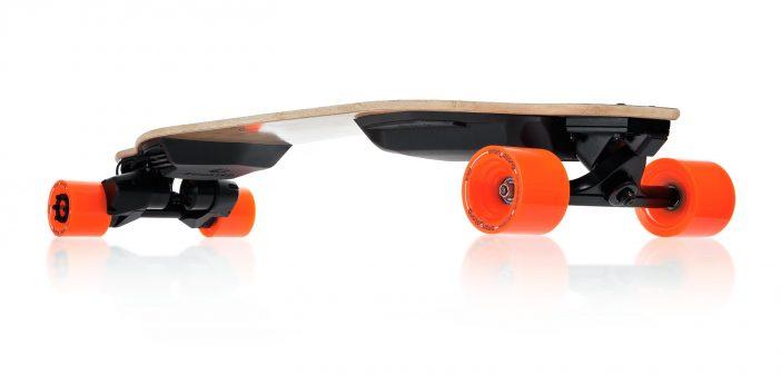 Boosted Board stellt die 2. Version seines elektrischen Skateboards vor