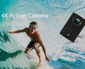 Xiaomi Yi 2 – 4K-Actionkamera mit Weitwinkel-Objektiv