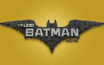 Lego Batman Movie Logo