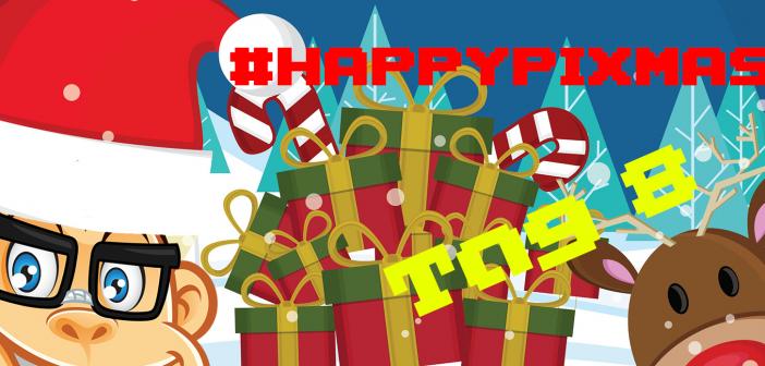 #Happypixmas Tag 8: Nintendo Quest (DVD)