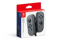 Joy-Con Set (grau)