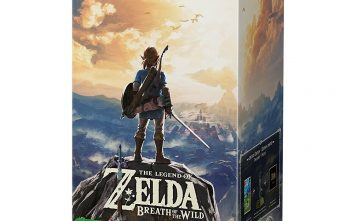 Zelda - Breath of the Wild DELUXE