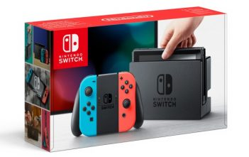 Nintendo Switch - bunt