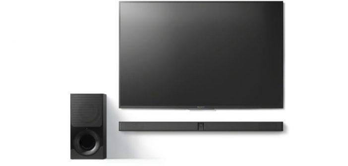 HT-CT800 und HT-CT290/CT291 zwei neue Soundbars von Sony