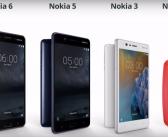 Nokia, war da was? Nokia 3, 5 und 6 & Nokia 3310 vorgestellt