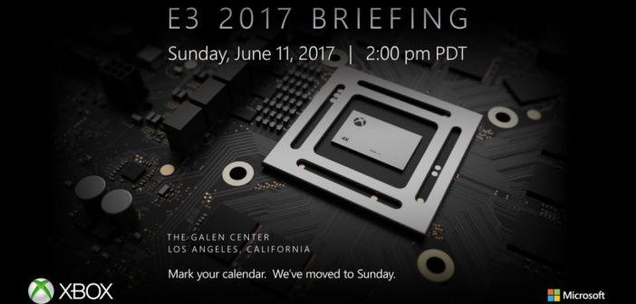 Wird Microsoft`s Projekt Scorpio auf der E3 enthüllt?