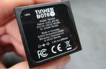 TinkerBots Cables
