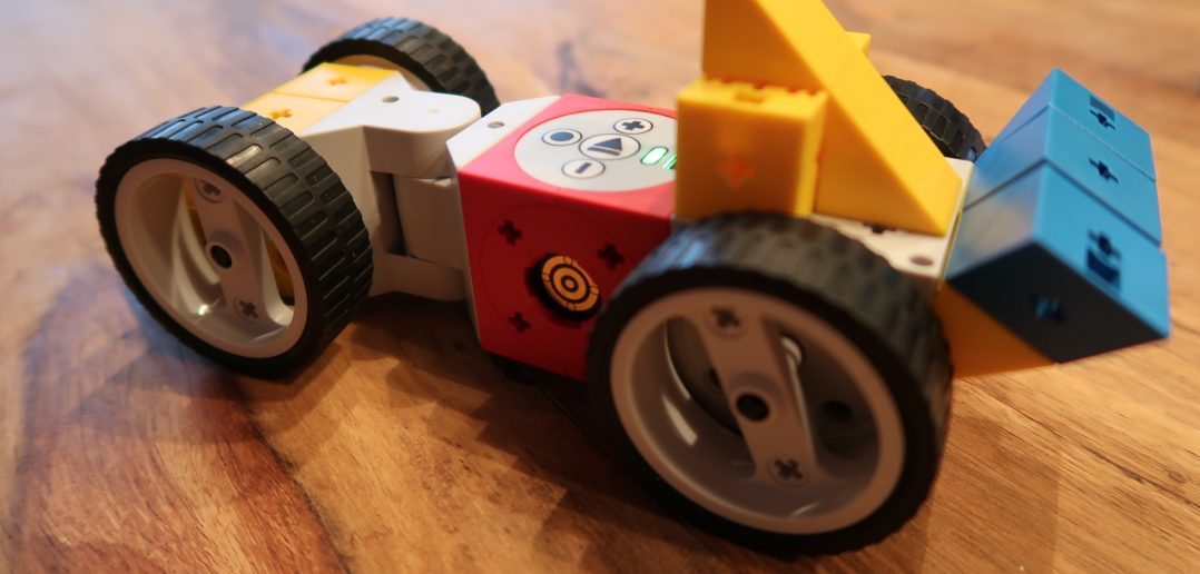 TinkerBots Racer