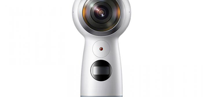 Samsung stellt neue Version sein Gear 360 vor