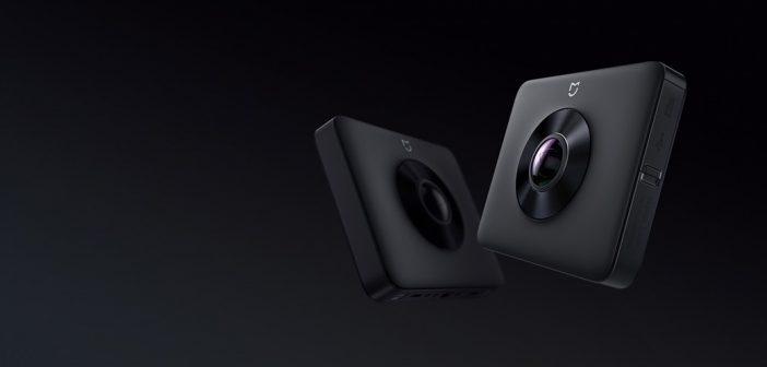 Xiaomi MIJIA Panorama ist die erste 360-Grad-Kamera von Xiaomi