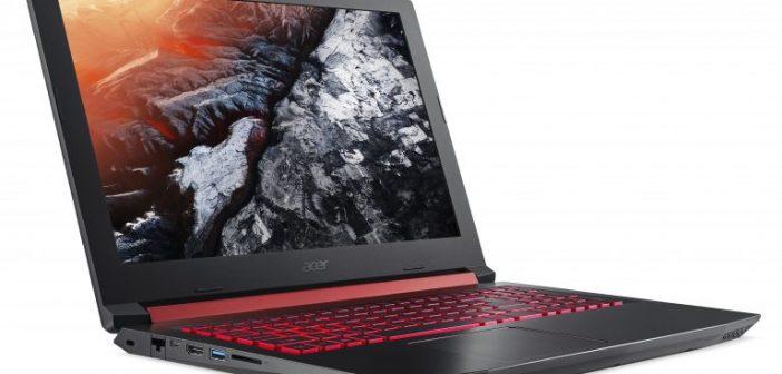 Kurz vor der Computex: Acer stellt Nitro 5 Budget Gaming Laptop vor