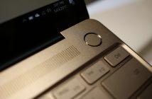 MateBook X - Fingerabdruck Button