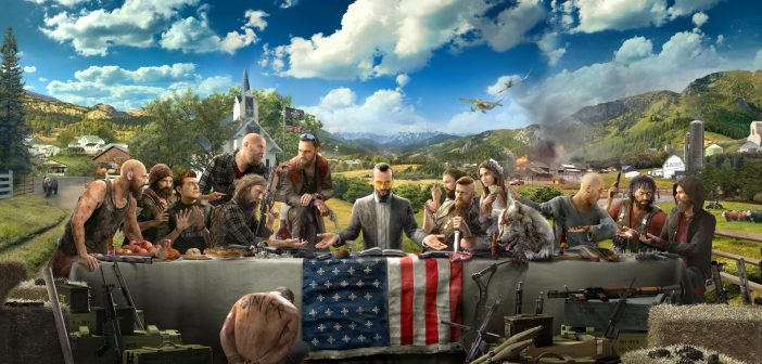 In FarCry 5 kämpft ihr gegen eine Weltuntergangssekte in den USA