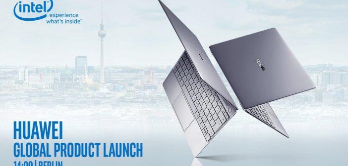 Huawei stellt MateBook X, MateBook E und MateBook D vor