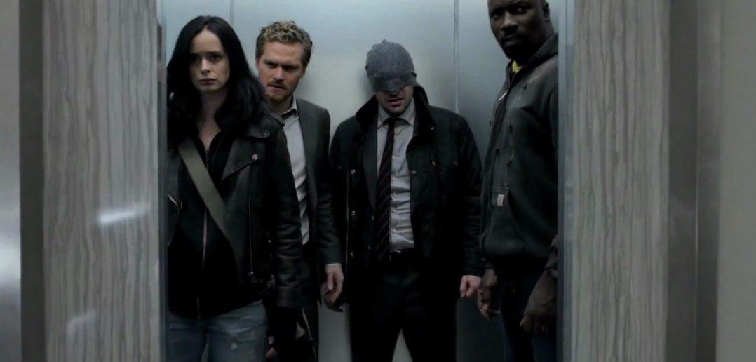 The Defenders Serie