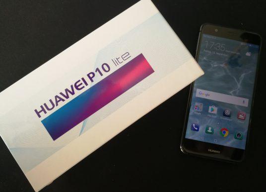 Huawei P10 Lite – Kleiner Preis, große Leistung